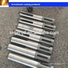 Pince de panneau de verre en acier inoxydable SS316 de haute qualité