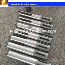 High quality casting SS316 stainless steel glass panel clamp