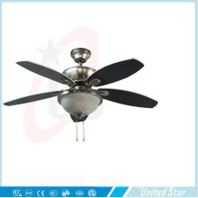 """Ventilador de techo de la iluminación de la decoración de Unitedstar 52 """"(DCF-136) con CE / RoHS"""