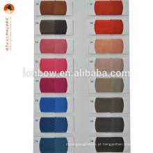 Tecido de forro de 55% P 45% V para casaco de pele
