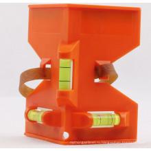Уровень оранжевой почты с тремя валами (7001009)