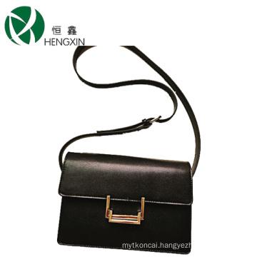 Wholesale Lady Handbag with Metal Buckle