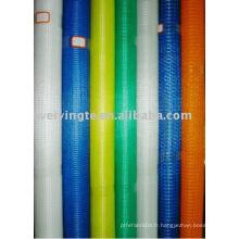Toile en fibre de verre résistant aux alcalis