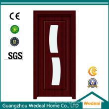 PVC Folding MDF Room Door with Panel Style (WDHH60)