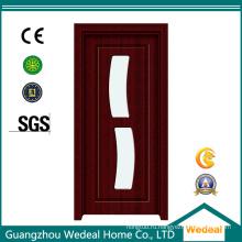 Складные двери из ПВХ из МДФ в стиле панели (WDHH60)