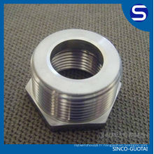 bs3799 forgé raccords de tuyauterie / raccord de tuyau d'acier forgé / raccord de tuyauterie asme b16.11