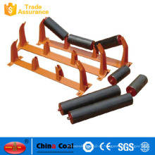 Standard Coal Mine Belt Conveyor Impact Carrier Umlenkrollen Made In China
