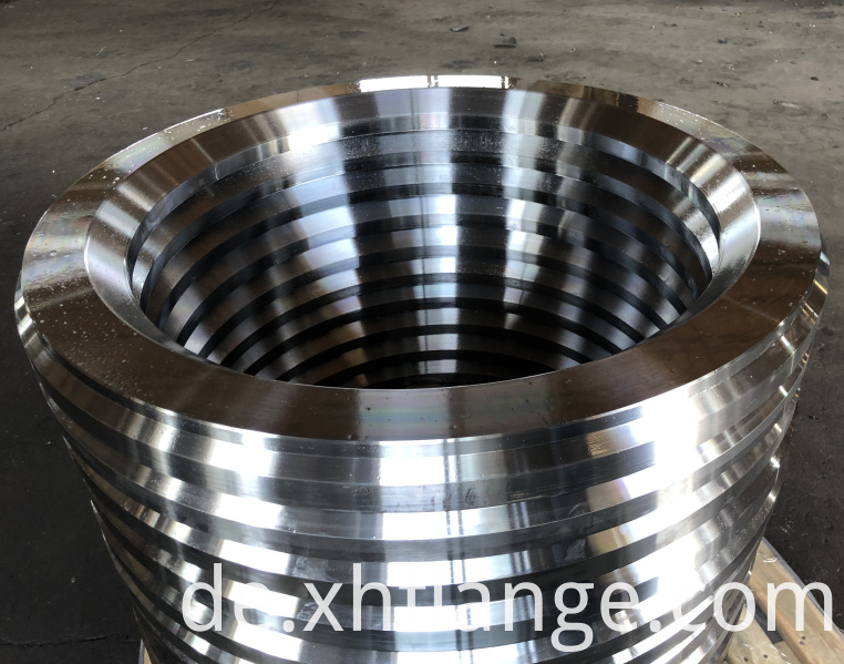 Stainless Steel Flange Processing