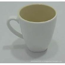 100% меламин посуда - Двухкрасочные/100% меламин Материал/двойной Цвет кружки кофе (QQ646)