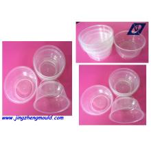 Пластиковые инъекции плесень тонкой толщины (JZ-P-D-01-024_B)