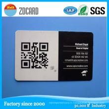 Impression personnalisée Carte de contrôle d'accès RFID avec bande magnétique
