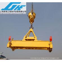 Esparcidor Hidráulico Rotativo Eléctrico Container