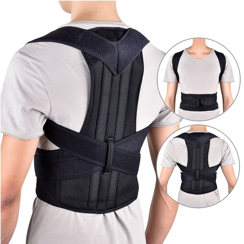 comfortable-back-posture-support-belt-clavicle-brace
