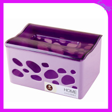4 Color Available Fashionable Hollow Tissue Boxes