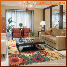 High Quality Nylon Material Colour Floor Carpet