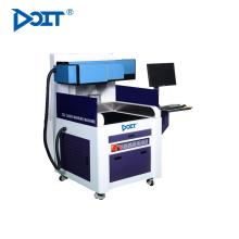 Máquina de grabado dinámica de la marca del laser del CO2 del laser 3D de DT60-3D para el cuero