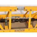 box girder hang mix slurry truss screeds