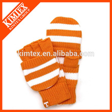 Акриловая вязанная кружевная поп-перчатка