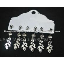 piercing bijoux bananabell avec des pierres nombril cloche avec charme