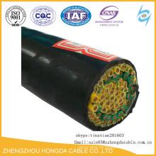 1,5 sqmm 2,5 sqmm 450/750 V Multi Core PVC Isolierte Kabel KVV Steuerkabel