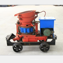 concrete sprayers 5m3 Electric dry-type Shotcrete machine