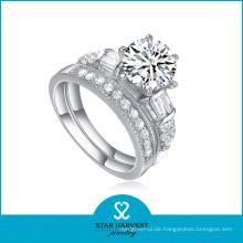 Meistverkaufte Produkte 925 Silber CZ Ring (SH-R0134)