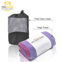 Wholesale Microfiber Non Slip Hot Bamboo Yoga Towel