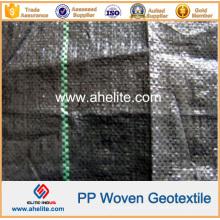 Poliéster Polipropileno PP Tejido de animales Geotextiles