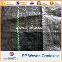 Poliéster Polipropileno PP Pet Woven Geotextiles
