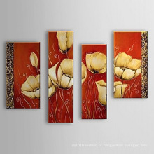 Decorativas de alta qualidade Grupo pintura a óleo