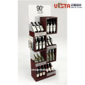 Good+Quality+MDF+Red+Wine+Promotional+Display+Stands