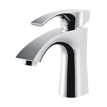 High Quality Brass Basin Mixer Single Handle Lavatory Faucet (Q3035)