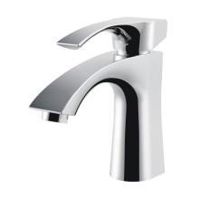 Misturador de lavatório de latão de alta qualidade Torneira de lavatório de alça única (Q3035)