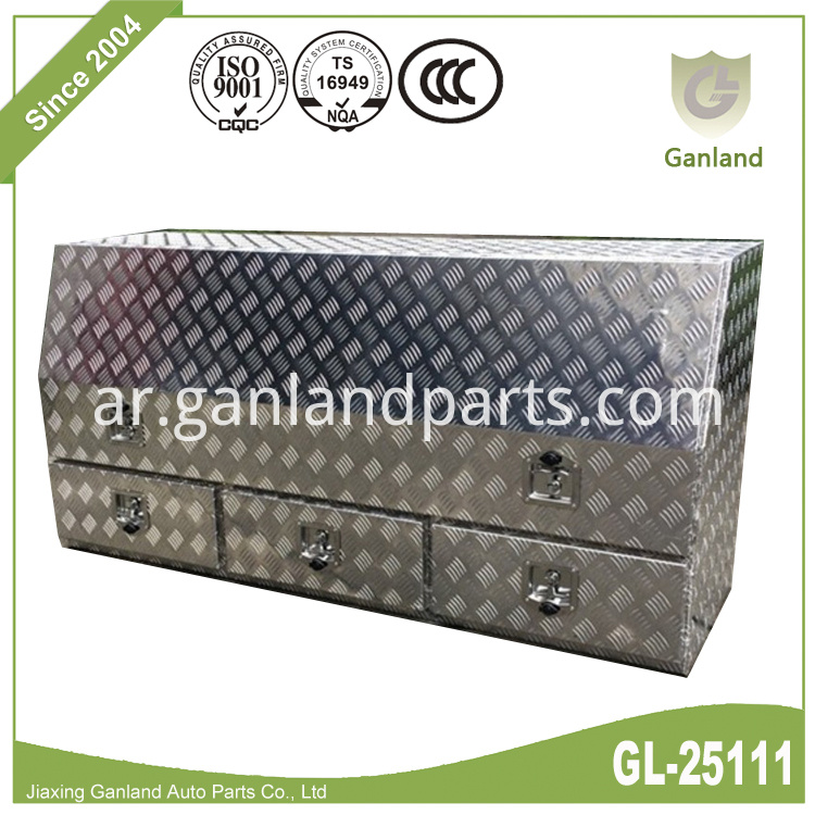 Three Drawer Tool Box GL-25111