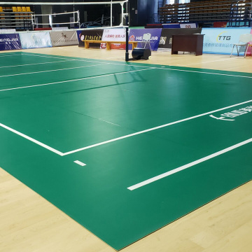 Enlio / Indoor Sports Floor / Siatkówka Synthetic Surface / Mat
