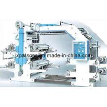 Флексографская печатная машина (4C-1000)