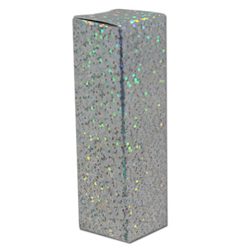 Personaliseer Private Label Glitter Lipstick Box Packaging