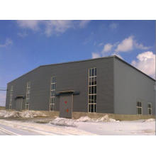 Prefabricated House for Steel Structure Warehouse (SSWW-16055)