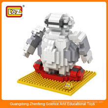 Hot sale loz plastic gift item,intelligent games for adults