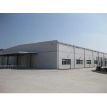 Leichter Stahlkonstruktion Erection Warehouse (KXD-SSW1292)