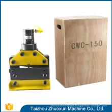 2017 Hot Hydraulic Tools Copper Processor Automatic Processing Machine Cooper Busbar Bending Machinery