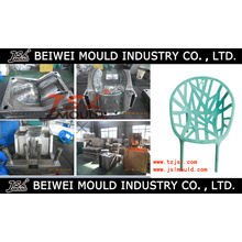 Injection Plastic Leisure Chair Mould Maker