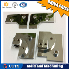 CNC Lathe and Milling Aluminum Robotic Arm Accessory Plate Motor