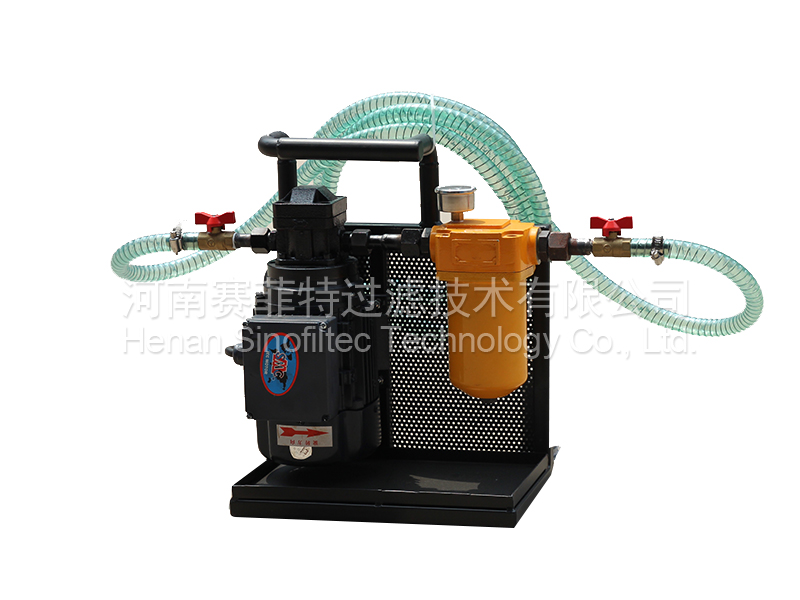 LYC-B Type Portable Oil Purifier (4)