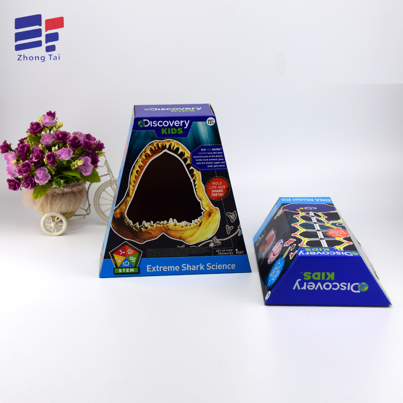 Colorful Printing Packaging Box