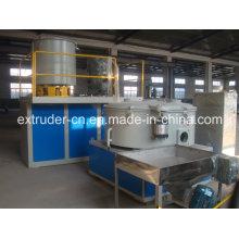 Máquina de mistura de PVC quente / frio de alta velocidade