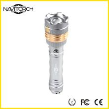 Проблесковый свет высокой мощности проблескового света наивысшей мощности ручной лампочки (NK-676)