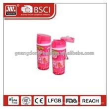 kleine durchsichtige Kunststoffabdeckung Soda-Flaschen
