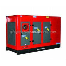 50HZ 500KVA, generador a prueba de sonido de 400KW, grupo electrógeno silencioso