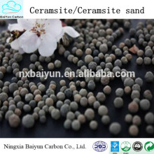 2014 Hot selling shale ceramsite, clay ceramsite, light weight ceramsite